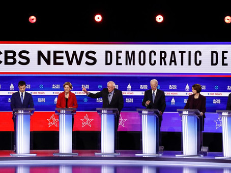Candidates talk housing issues at Democratic debate