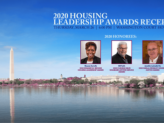 NLIHC Announces 2020 Housing Leadership Award Honorees: Jennifer Ho, Bill Faith, and Shauna Sorrells