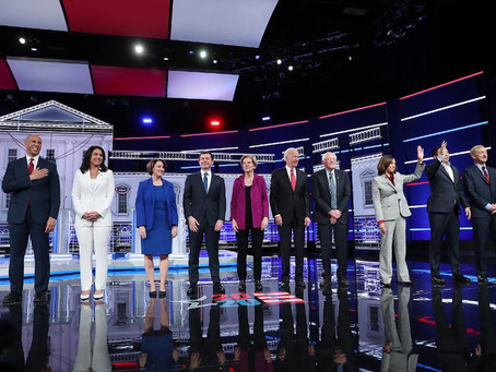 Democratic Candidates Debate Plans To Solve The Affordable Housing Crisis
