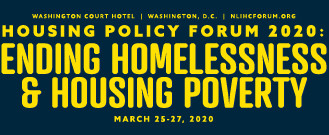 NLIHC Housing Policy Forum 2020