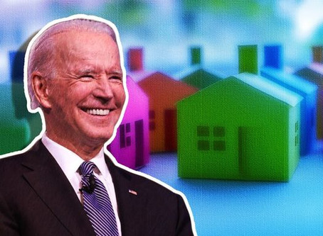 Biden's Housing Plan Aims to Help First-Time Buyers, Address Racial Inequities