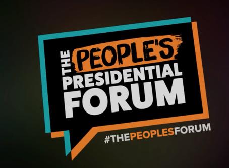 Iowa People's Presidential Forum