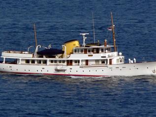 42m Yacht Conversion