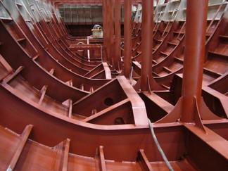 Aluminium Yacht Structures