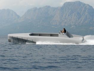 14m Prototype Powerboat