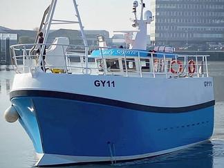 40ft Fishing Vessel