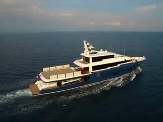 45m Yacht Conversion