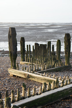 Coast near Minnis Bay and Reculver