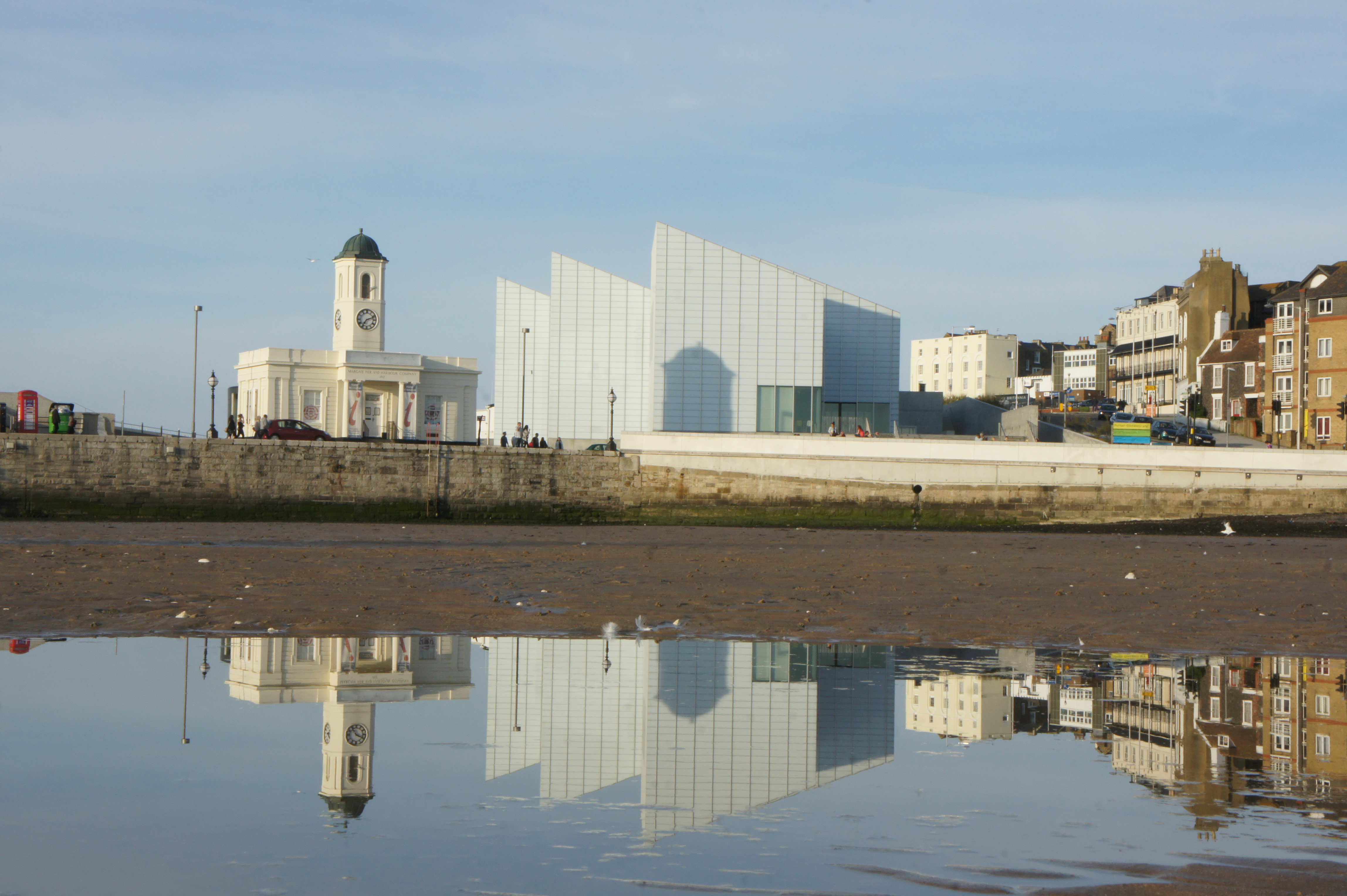 Turner Contemporary and Droit House