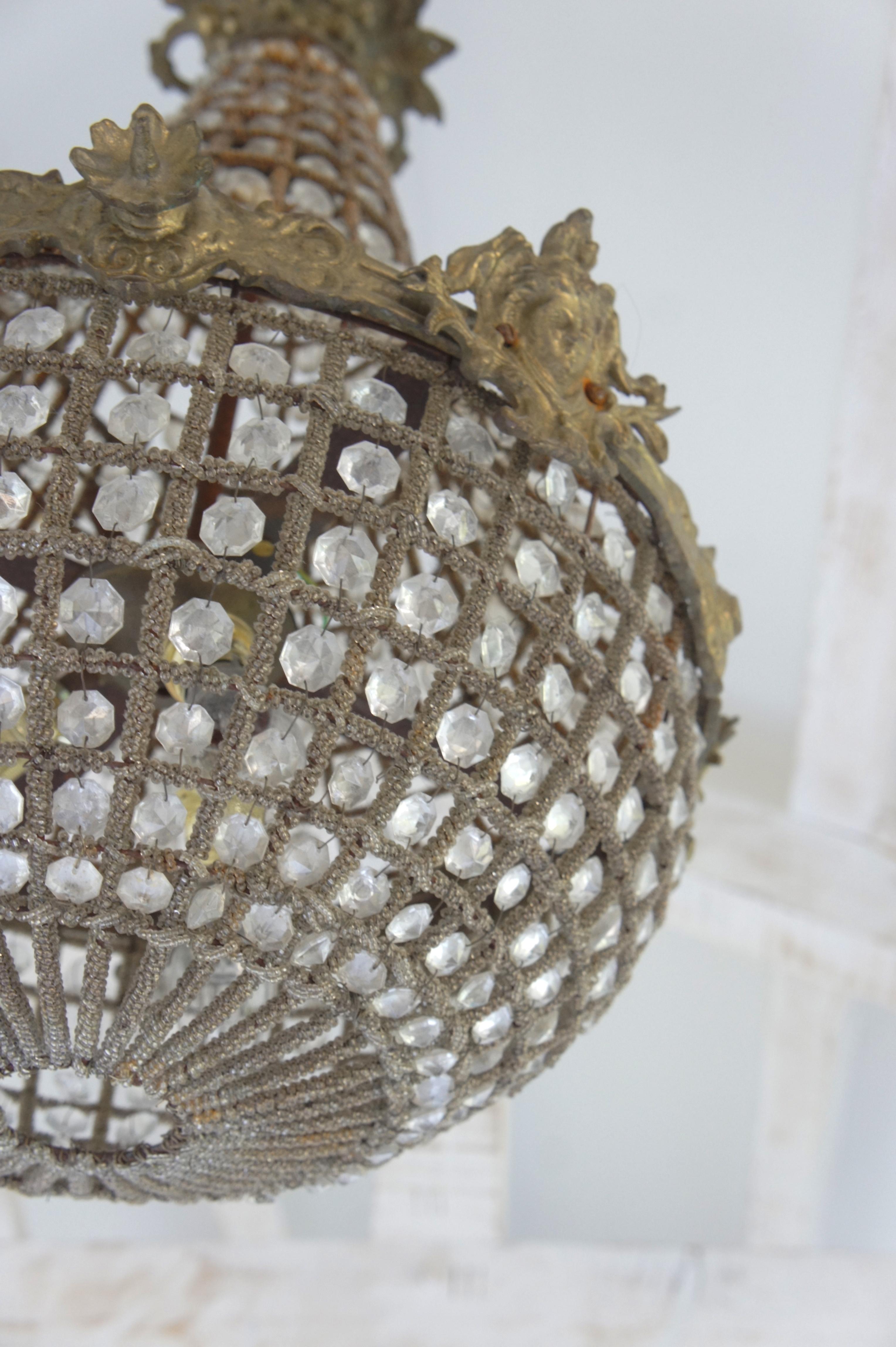 Room 3 chandelier