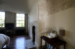 Room 2 exposed chimney breast