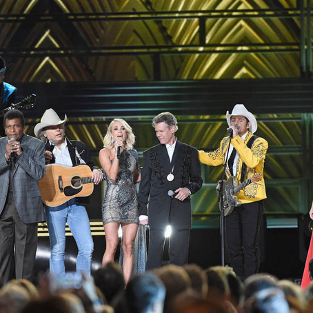 Country Music Awards To Get CO2 Special Effects Throughout The Night