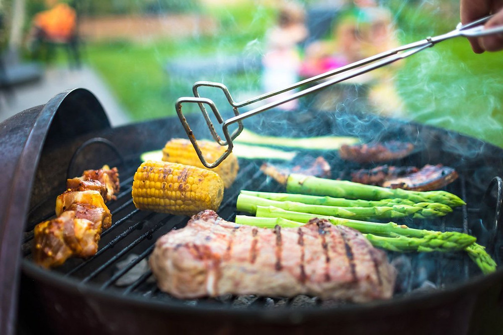 Grilling with Food-Grade Propane Tank