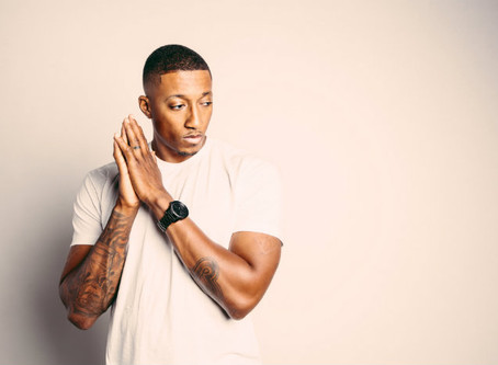Happy to Provide CO2 Cylinders for All of Lecrae's Tours