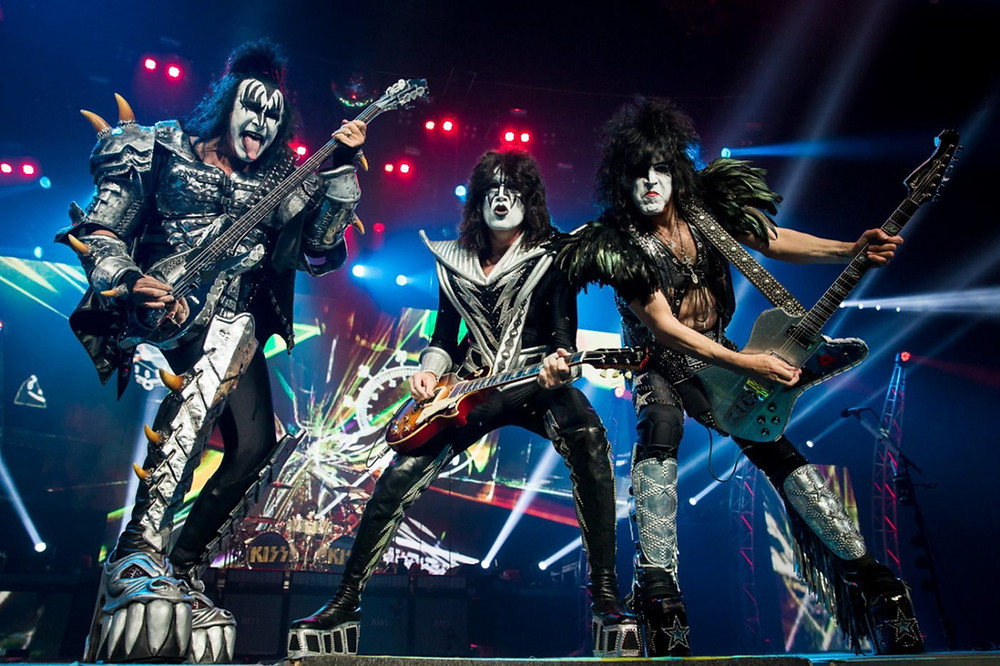 KISS @ End of the Road Tour