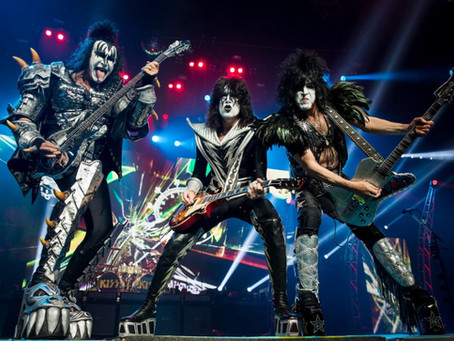 We Will Be Making CO2 Deliveries To KISS's End of the Road Tour