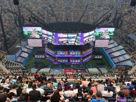 Fortnite World Cup Finals Getting CO2 Delivery At Arthur Ashe Stadium
