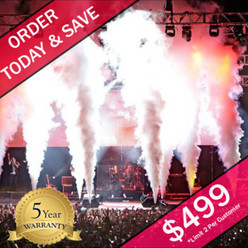 Save On CO2 Tanks With Our Atlanta Special FX Partnership