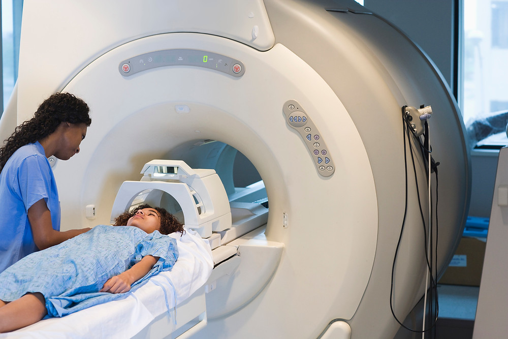 Helium Can Be Used For MRI Machine