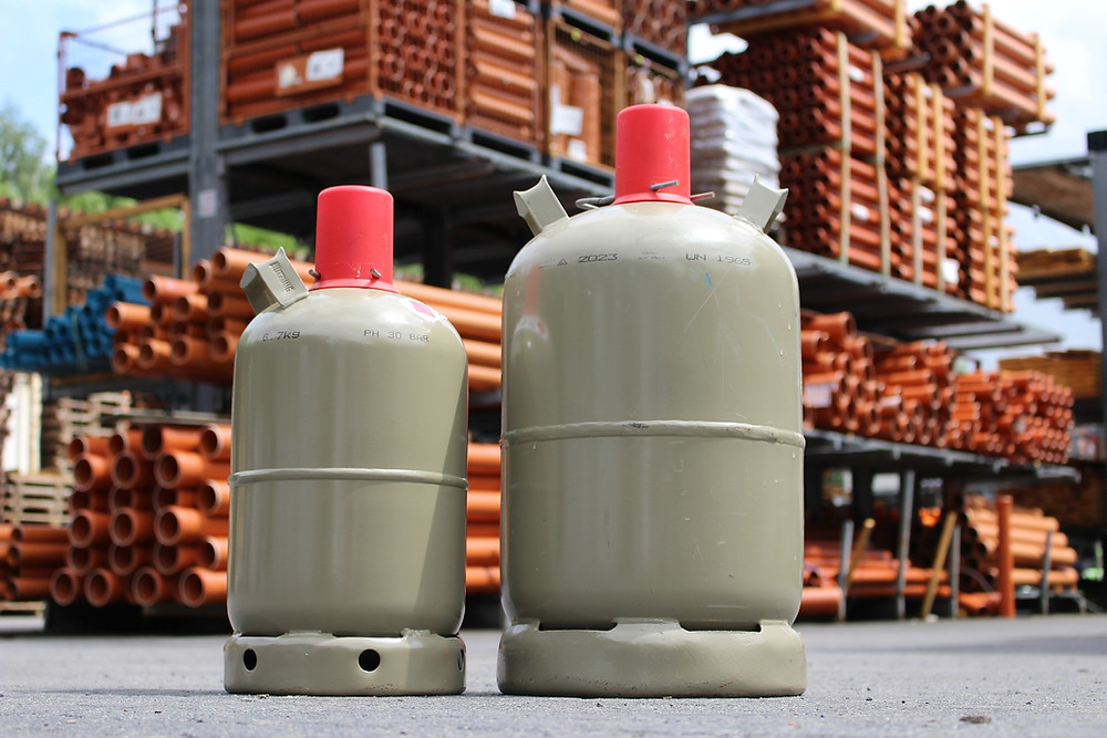 Industrial-Grade vs Food-Grade Gas Cylinders