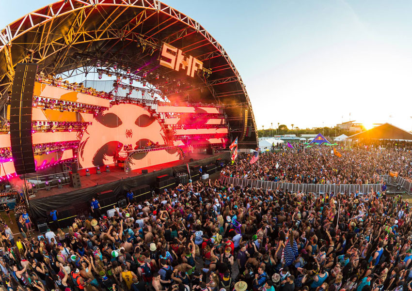 Sunset Music Festival Tampa