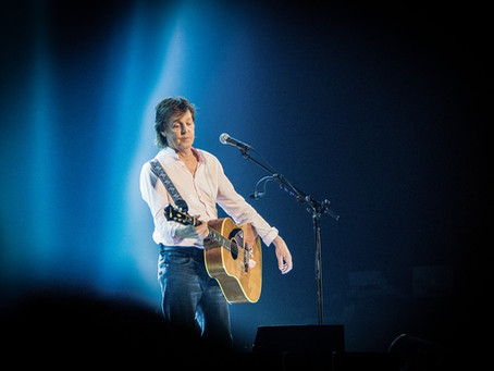 "Paul McCartney's ""Freshen Up"" Bring Special Effects and CO2 Deliveries Onstage"