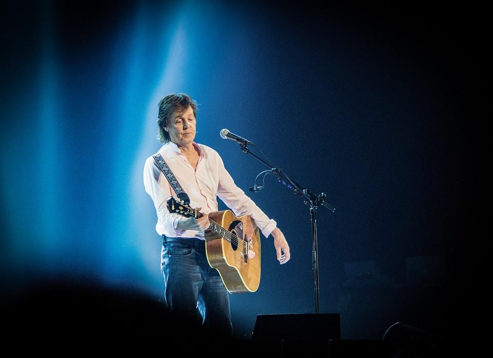 Paul McCartney's Freshen Up Tour