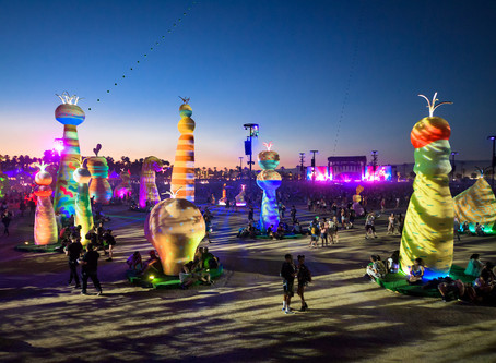 Coachella Festival 2018 Requests a CO2 Delivery for its Music Concert