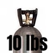 10 lb. Gas Cylinder (Non-Siphon)