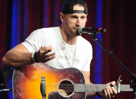 The Gas Deliveries We've Made For Chase Rice's Concert