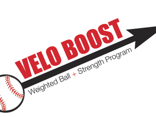 Weighted Ball Throwing: An Advanced Training Tool