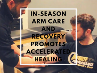 In-Season Arm Care and Recovery