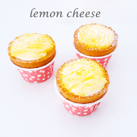 lemon cheese cuptart