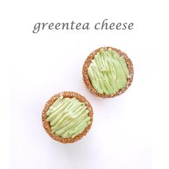 greentea cheese