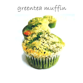 greentea muffin
