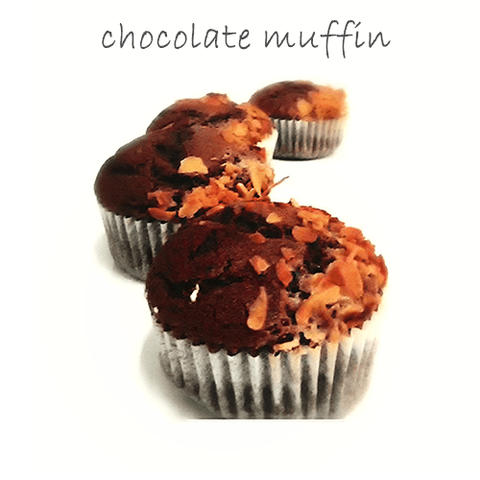 chocolate muffin (popular)