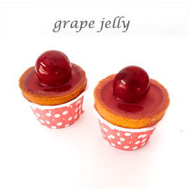 grape jelly cuptart