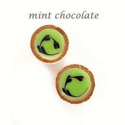 mint chocolate cuptart