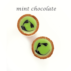 mint chocolate cuptart