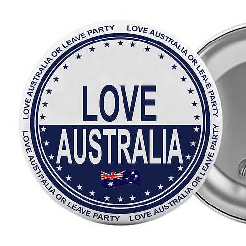 Love Australia or Leave Party