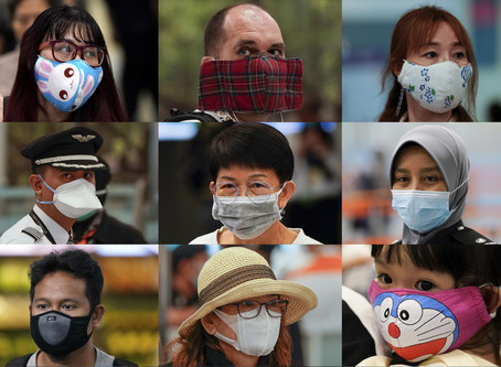 BEHIND THE MASK: WHERE HAVE THEY ALL GONE?