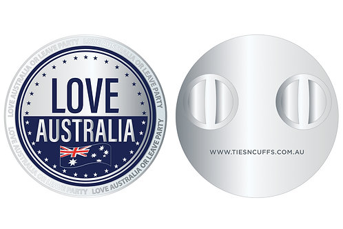 Love Australia or Leave