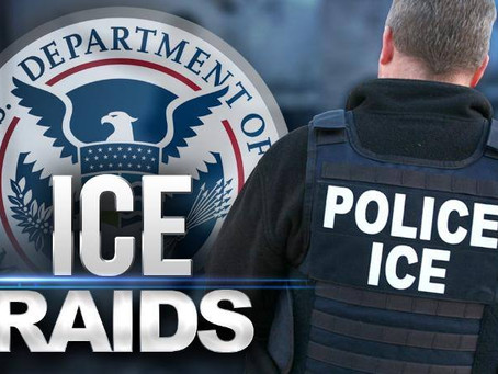 IMMIGRATION RAIDS ACROSS THE US TO TARGET 10 CITIES TO DEPORT ILLEGALS – AUSTRALIA NEEDS TO DO SAME