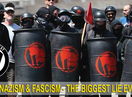 ANTIFA, NAZISM & FACISM - WHO'S LYING?