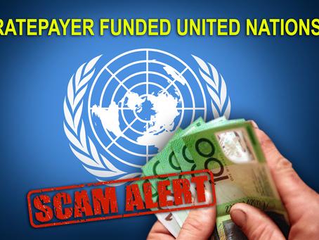NEWCASTLE RATEPAYERS FUND UNITED NATIONS JAUNT