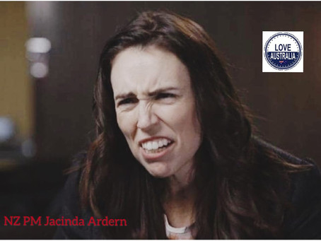 NZ PM JACINDA ARDERN WANTS FURTHER RESTRICTIONS TO GUN OWNERS