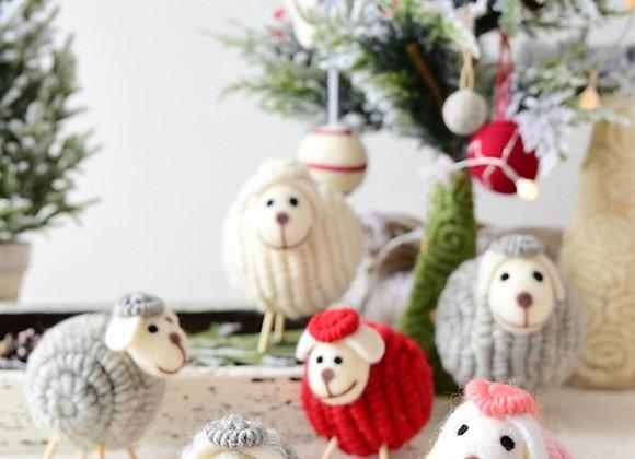 Little Sheep ornament