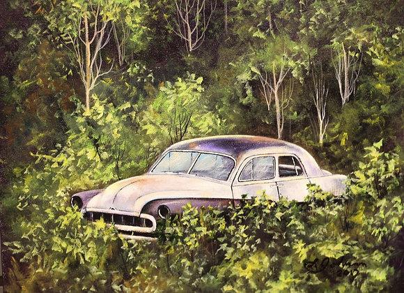 1948/49 Classic Mercury