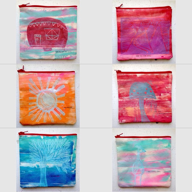 Instagram - all my #artpouches are 2sided..jpg