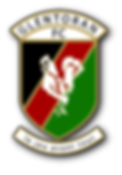 Glentoran Badges GSC badges